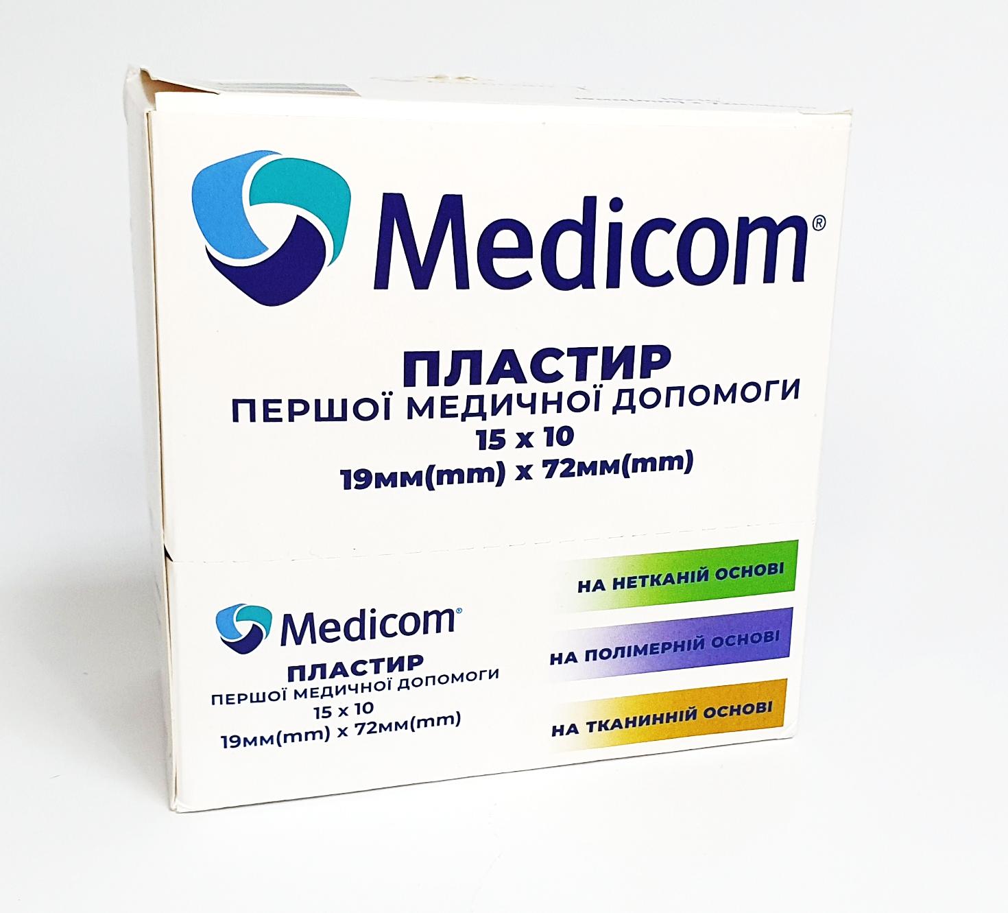 Пластир першої медичної допомоги