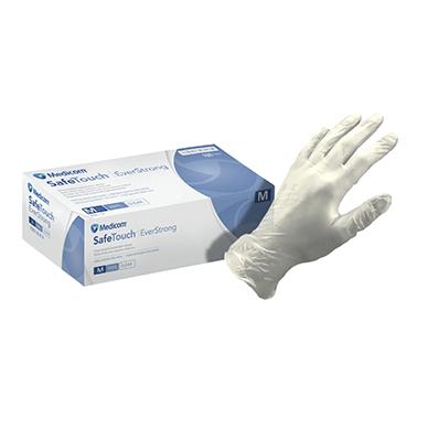 Виниловые перчатки без пудры MEDICOM