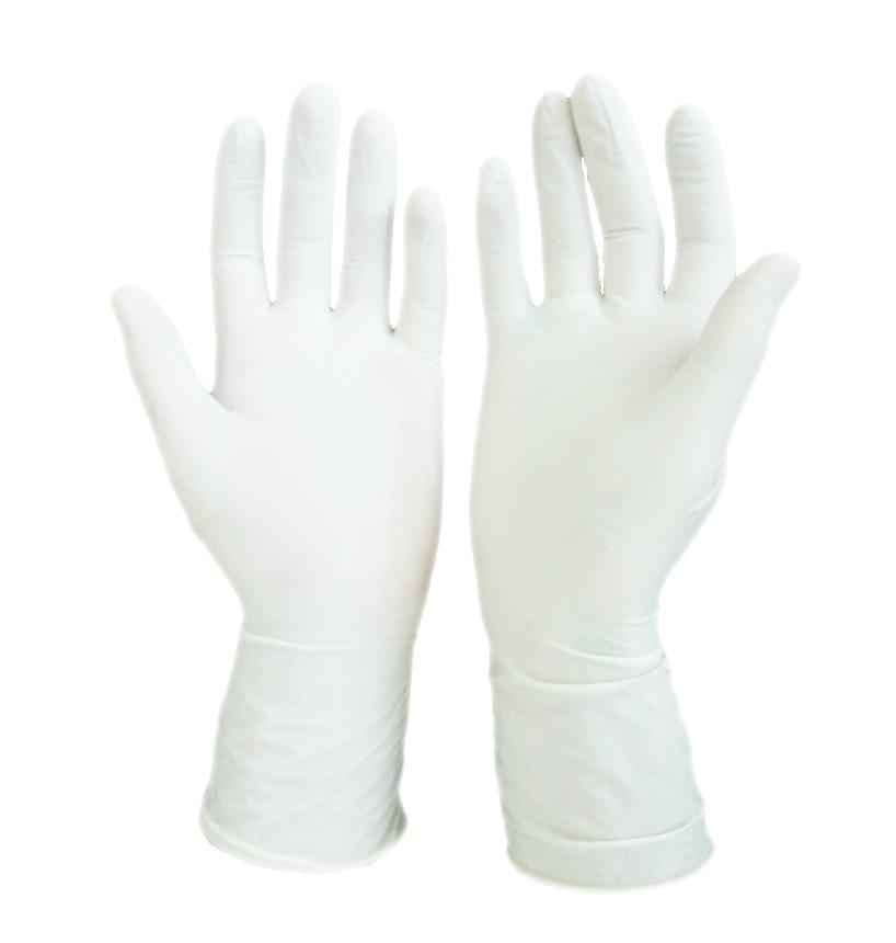 Артикул 1133. Хирургические перчатки SafeTouch® Clean Bi-Fold стерильные, опудренные