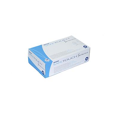 Нитриловые перчатки SafeTouch® Slim Blue