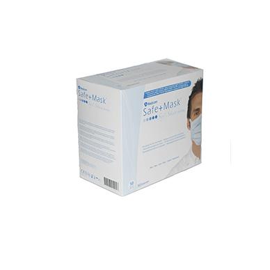 Маска медицинская Safe+Mask® SofSkin Antifog