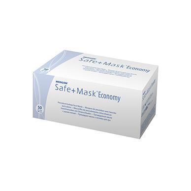 Маска медицинская Safe+Mask® Economy