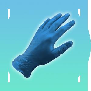 Нітрилові рукавички