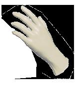 Артикул 1163. Латексные перчатки SafeTouch® Rejuvenate без пудры с ланолином и витамином E